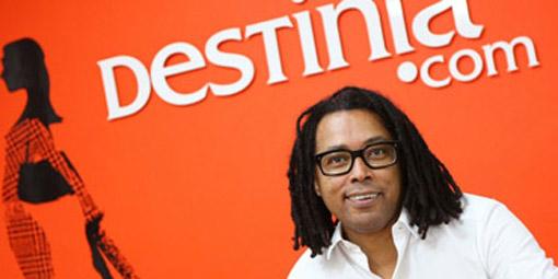 """Amouda Goueli, CEO Destinia.com: """"Con la crisis hemos aumentado la plantilla el 50% en dos años"""""""