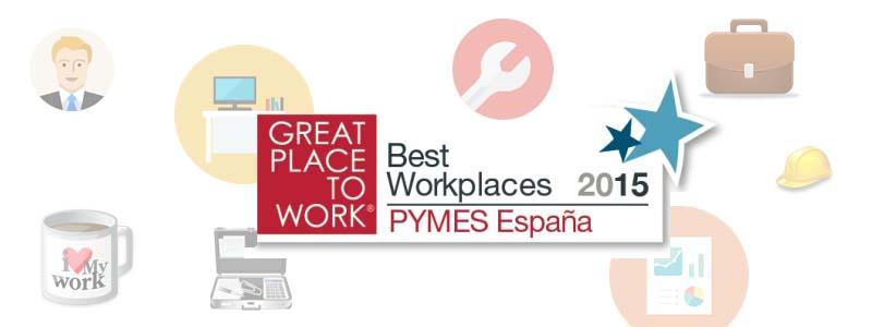 ¿Quieres ser la mejor pyme para trabajar de España?