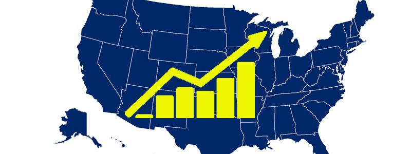 El auge de las exportaciones a Estados Unidos
