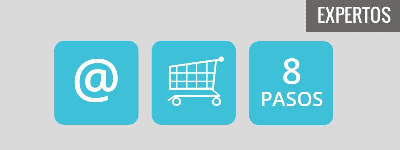 Cómo crear tu tienda online en 8 pasos