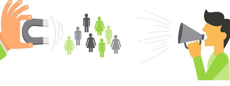 ¿Sabes cómo atraer desconocidos a tu marca? Aplica el Inbound marketing