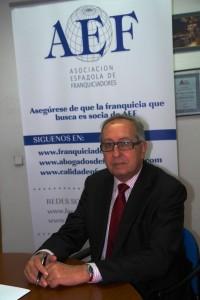 Xavier Vallhonrat, Presidente de la Asociación Española de Franquiciadores