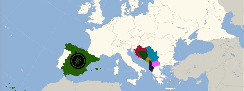 Balcanes occidentales, un mercado que descubrir cerca de casa