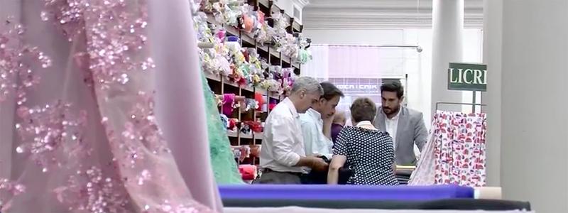 Ribes&Casals: más de 80 años vendiendo tejidos