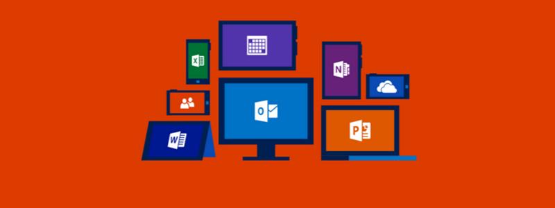 Trabajar con cualquier dispositivo, en todo lugar y momento ¡Eso es productividad!