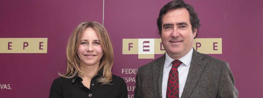 """Antonio Garamendi: """"el papel de las pymes es esencial en la economía"""""""