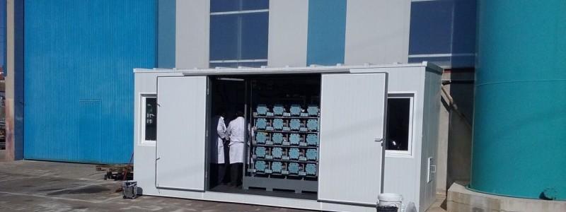 HydraRedox: una pyme española innovadora en almacenamiento de energía eléctrica