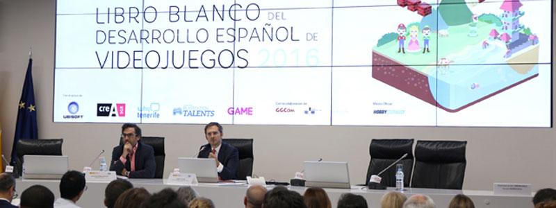 La exportación representa más de la mitad de la facturación de la industria del videojuego en España