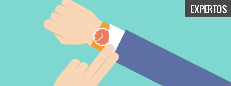 6 consejos para optimizar tu tiempo de trabajo