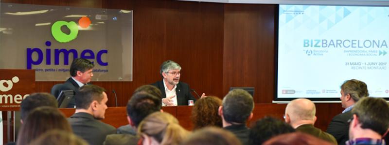 BizBarcelona apuesta por la transformación de las pymes