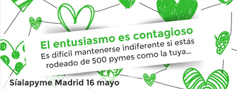 ¿Tienes una pyme en Madrid?  5 razones por las que no deberías perderte nuestro Afterwork el 16 de mayo…