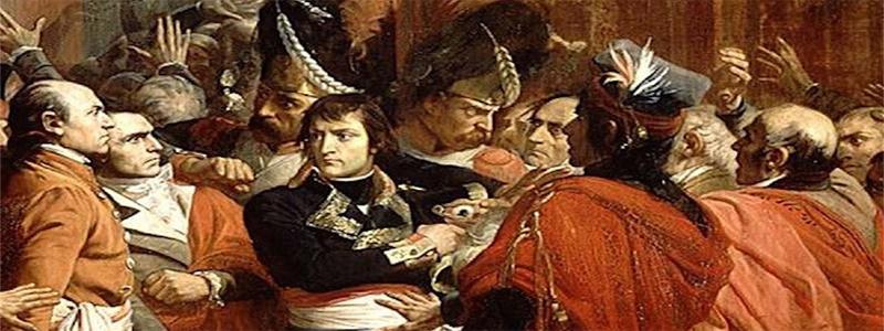 """Napoleón Bonaparte: """" Un líder es un negociador de esperanzas"""""""