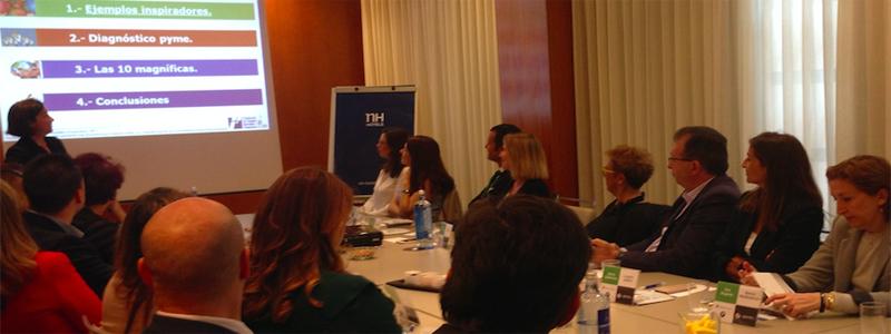"Isabel Giménez: ""Cada pyme es un modelo genuino de liderazgo"""