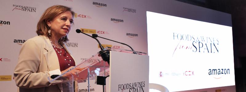 ICEX y Amazon impulsan las ventas internacionales de las pymes del sector de la alimentación y bebidas