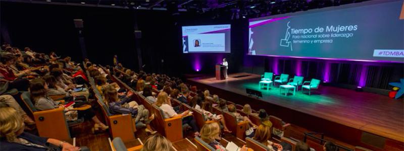 Más de 300 profesionales asisten a una nueva edición en Barcelona del Foro Tiempo de Mujeres