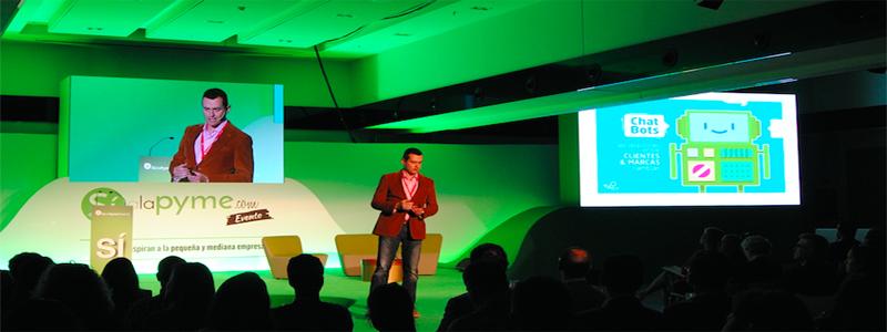 """Sergio de Mingo: """"El éxito en la pyme está en la innovación, empeño y tecnología"""""""