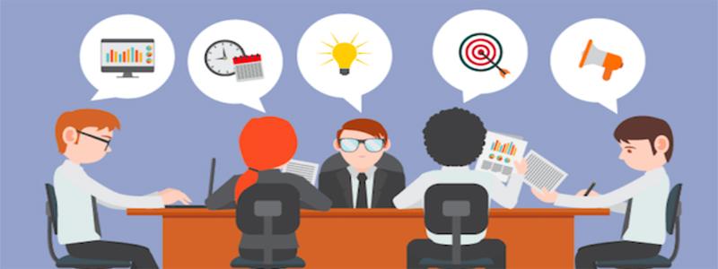 Cuatro prácticas herramientas para la gestión de proyectos online
