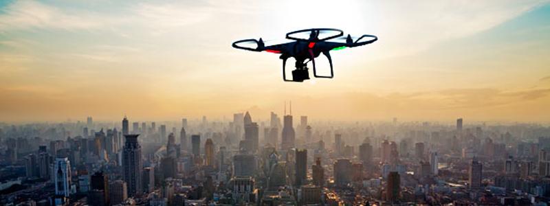 Drones, un negocio de altos vuelos