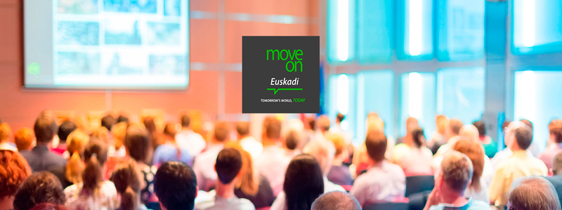 Los retos de la transformación empresarial en el evento Move On Euskadi