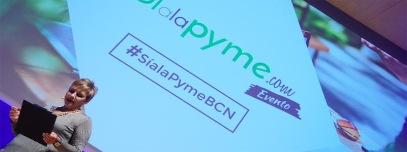 Sí a la Pyme Barcelona: 500 empresas en busca de buenas ideas e interesantes contactos