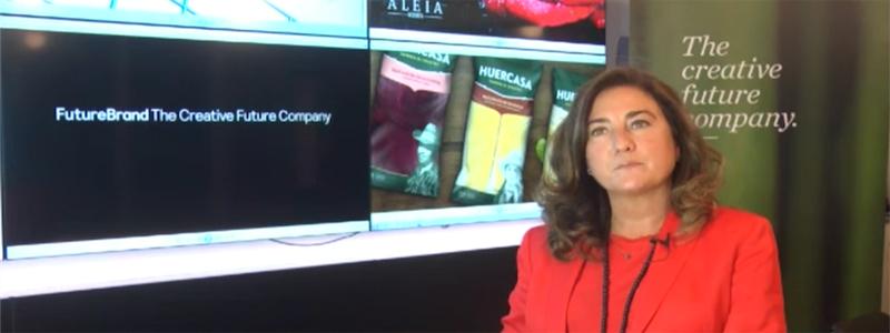 Cristina Vicedo, Directora general de FutureBrand España, nos desvela las claves de una buena estrategia de marca en la pyme