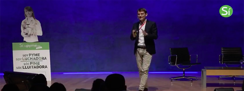 """Jaume Betrian, CEO de Ofertia: """"A la hora de salir al exterior hay que combinar el talento global con el talento local"""""""
