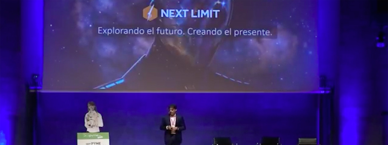 "Víctor González, CEO Next Limit Technologies :"" En la pyme, tener visión es clave"""