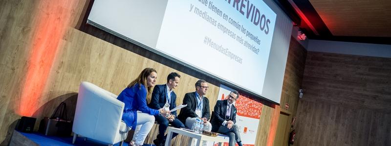 200 emprendedores, startups y pymes comparten en Menudas Empresas la receta de su éxito