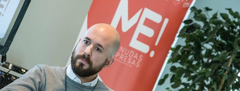 """""""En este país el tejido empresarial lo forman sobre todo PYMES que vamos a sufrir muchísimo"""" Pablo Samaranch, Fundador de ApetEat"""