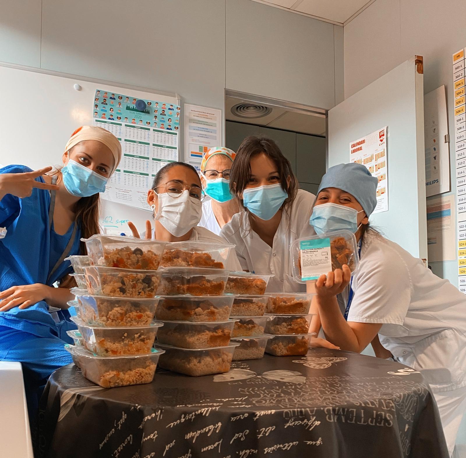ApetEat dona más de 1,5 toneladas de comida a los más vulnerables