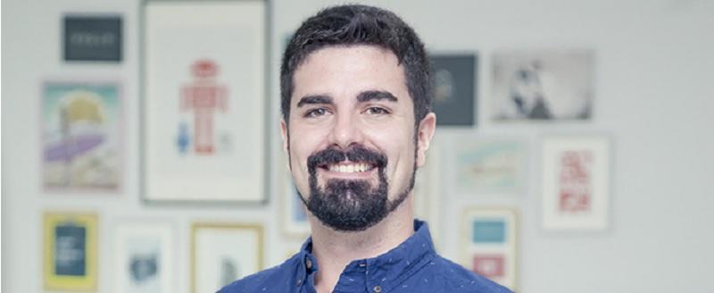 """Carlos Maganto, responsable de marketing de Garaje de Ideas: """"Lo que nos ha salvado es tener una relación extraordinaria con los clientes"""""""