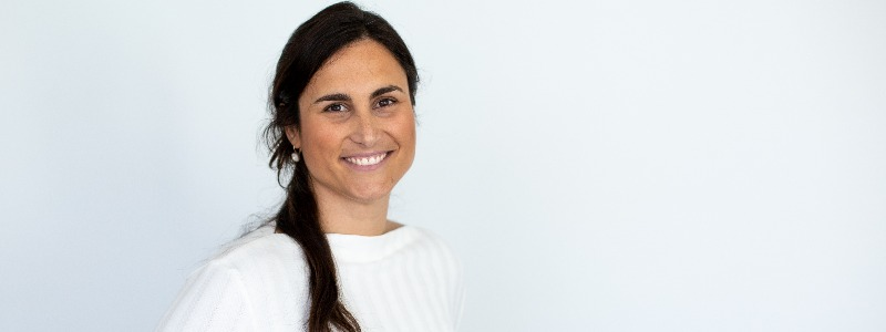 """Cecilia Olaso, responsable de Marketing de Yooz: """"En el caso de las pymes, la automatización es importante porque es un primer paso que pueden dar hacia la transformación digital"""""""