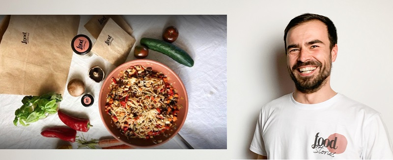 """Emilio Viguera, CEO de foodStories: """"Nos consideramos una empresa minimalista"""""""