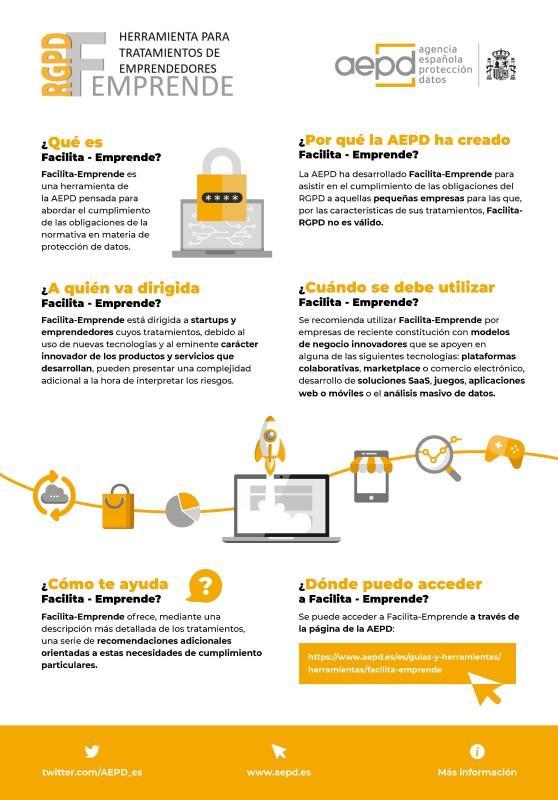 Fotografia: Agencia Española de Protección de Datos