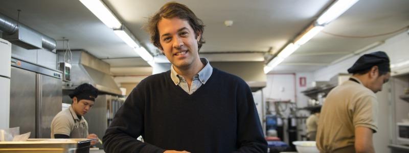 """""""Las empresas son lo que son gracias a las personas que las integran"""" Borja Boada, CEO de Fudeat"""