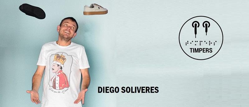 """Diego Soliveres, co-fundador de Timpers: """"Los límites no son tan grandes como los que nos ponemos nosotros mismos"""""""