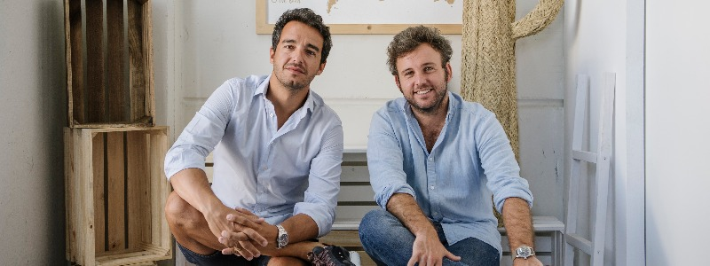 """Josep Talavera y Fernando Jiménez, fundadores de Decowood: """"Para nosotros el e-commerce lo es todo"""""""