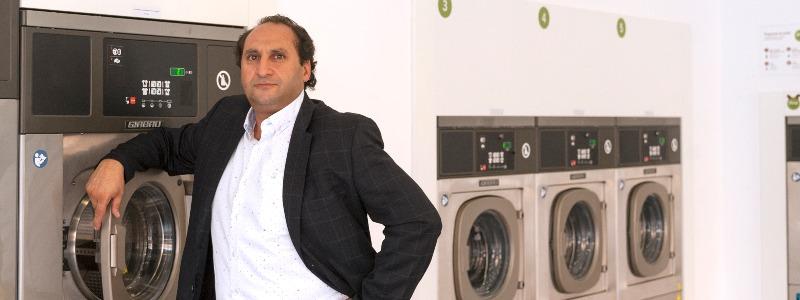 """Roberto Haboba, CEO de Grupo Fresh: """"La importancia de las lavanderías para el bienestar y la seguridad de las personas ha permitido al sector resistir a la crisis"""""""