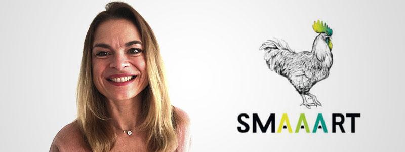 """""""El mercado de los teléfonos reacondicionados aumenta cada vez más rápido """"  Jacqueline Pistoulet, Directora de Marketing de SMAAART"""