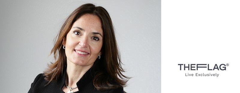"""Carolina La Valle, CEO de THEFLAG: """"En cuanto a la facturación, a pesar de la crisis sanitaria, tenemos la expectativa de llegar al millón de euros este año"""""""