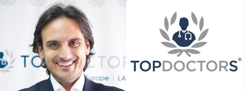 """Nos encaminamos hacia un modelo ""phygital"" "" Alberto E. Porciani, CEO de Top Doctors"