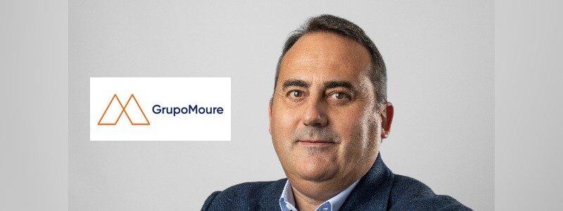 """Marcos Moure, fundador de Grupo Moure: """"Hemos tenido un buen año en la cuenta de resultados de Grupo Moure"""""""