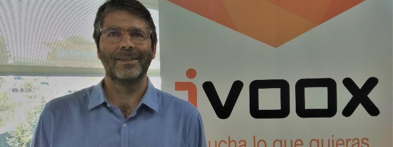 """Juan Ignacio Solera, fundador de iVoox: """"El podcast tiene un valor increíble como herramienta de publicidad"""""""
