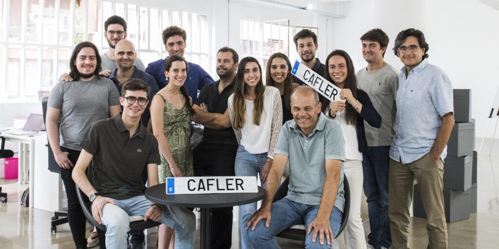Cafler gestiona todos los servicios relacionados con el automóvil de una forma ágil, económica y segura gracias a tecnología inteligente de creación propia.