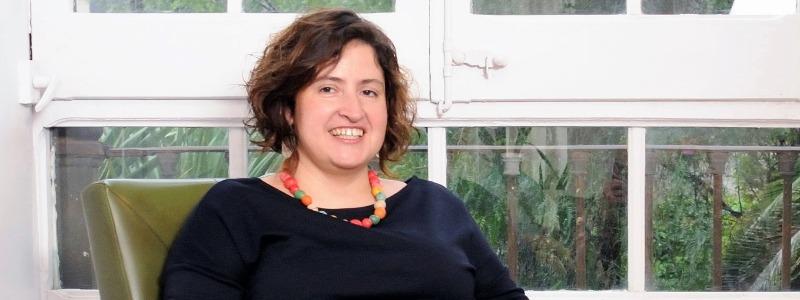 """Montse Moreno, comercializadora de Green Habitat: """"Con el auge del teletrabajo y la poca necesidad de ir a la oficina, la gente se está alejando de los centros urbanos """""""