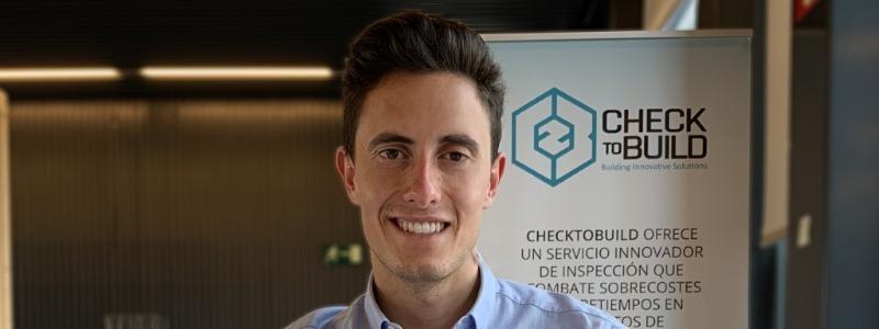 """Alejandro Ruiz, CEO de Checktobuild: """"Lo que se necesita para emprender radica en la determinación, madurez y ambición del emprendedor"""""""